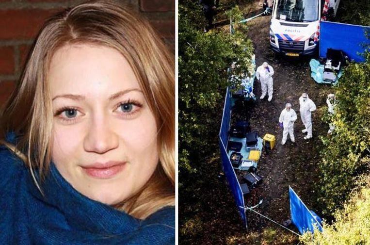 Lichaam van vermiste Anne Faber (25) gevonden in bos in Zeewolde