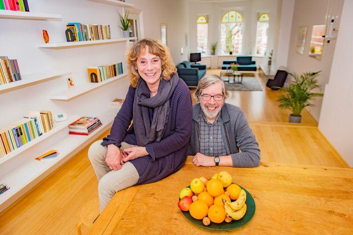Lia Brekweg en Jan Bos.