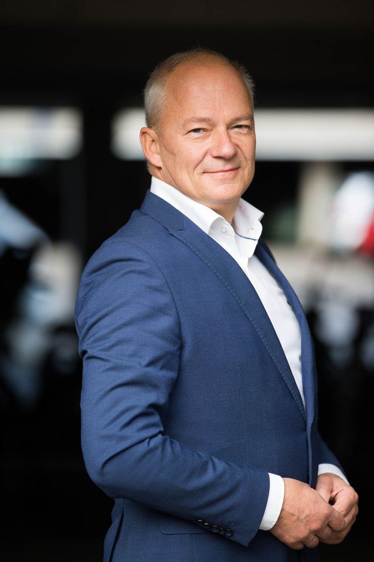 Harm Kreulen, directeur KLM Nederland. Beeld KLM