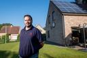 """""""De elektriciteit die we niet nodig hebben, verkopen we nu aan Decathlon voor 4 cent per kWh"""", vertelt Stef Thyssen."""