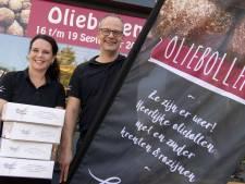 Geen kermis in Hengelo, wèl oliebollen van Gustaf: 'We laten ze zelfs thuis bezorgen'