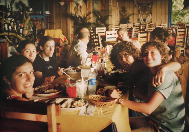 16 jaar geleden tijdens mijn eerste solotrip naar Costa Rica. De wereld trok open en het bleek een goede kuur tegen verlegenheid. Beeld Sofie Goossens