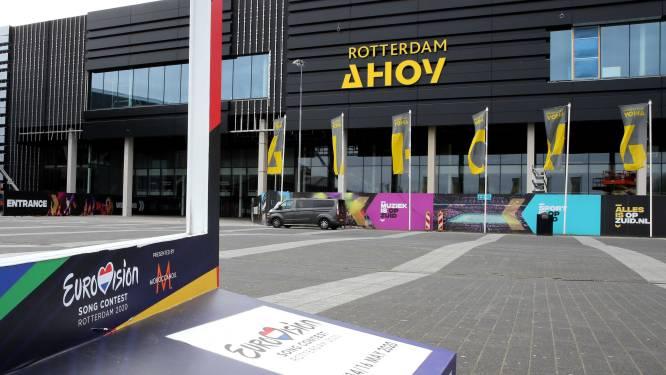 Songfestival-merchandise nu al in uitverkoop, Rotterdamse hotels mikken op mei 2021