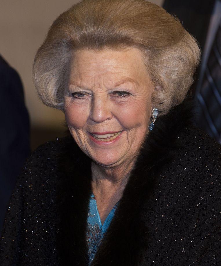 Prinses Beatrix Beeld getty