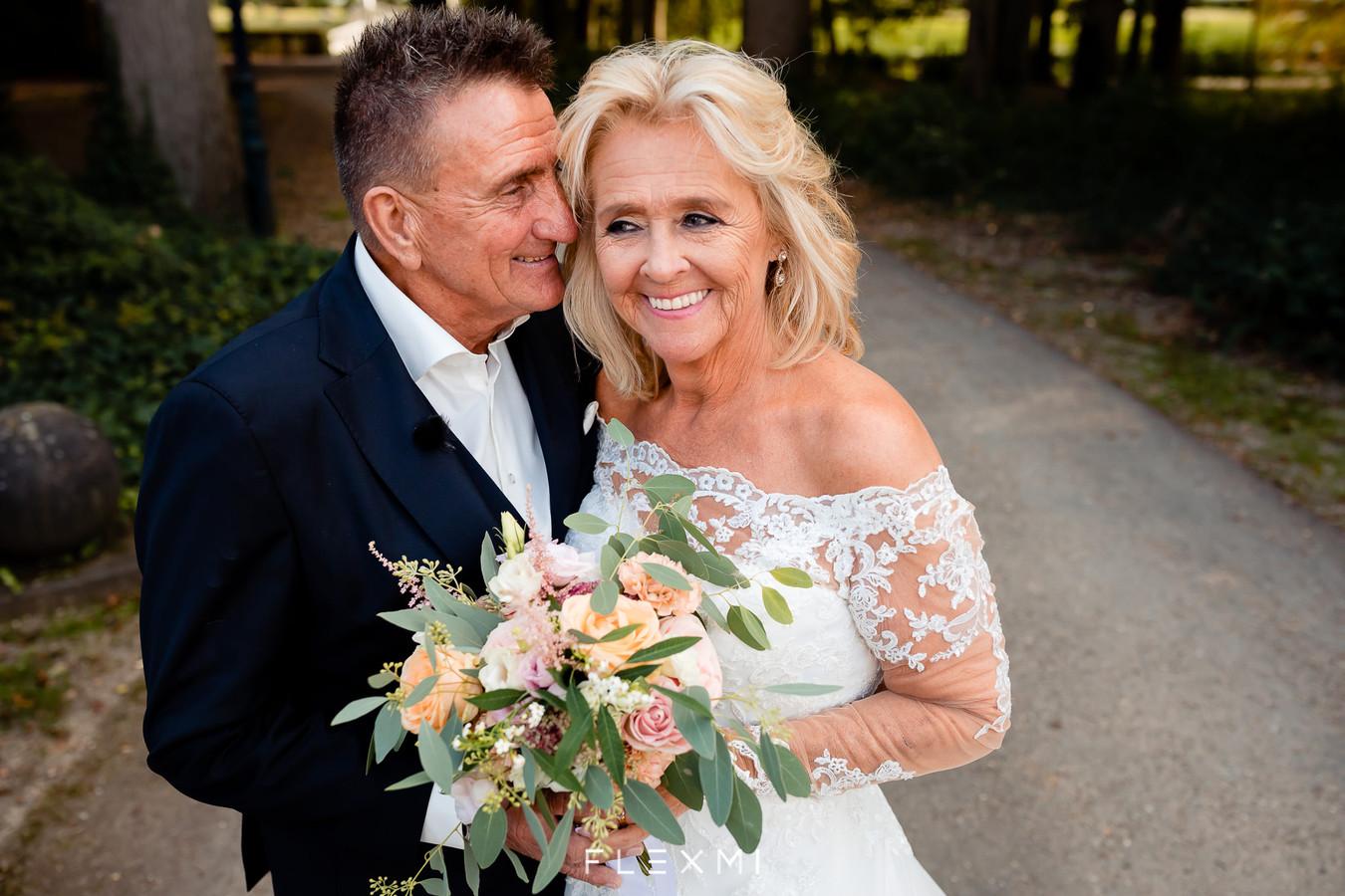 Freddy en Sylvia van Married at First Sight.