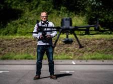 Wouter maakte een vliegende doorstart en begon een bedrijf in drones: 'Je kunt er meer mee doen dan leuke foto's en filmpjes schieten'