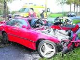 Gewonde bij ongeval op Strijbeekseweg