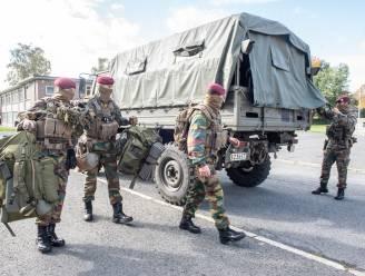 Militairen in het dorp, munitie die ontploft en laagvliegende vliegtuigen: het is maar een oefening
