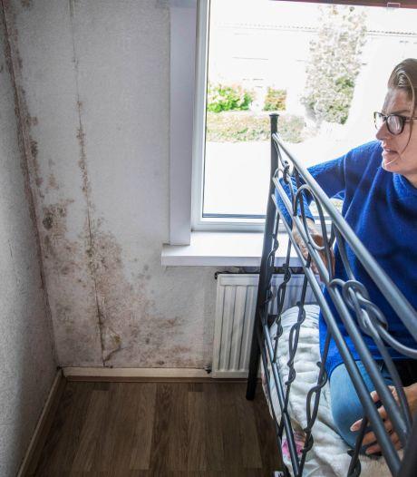 Monique weigert volledige huur te betalen vanwege schimmel in slaapkamer van 17-jarige dochter