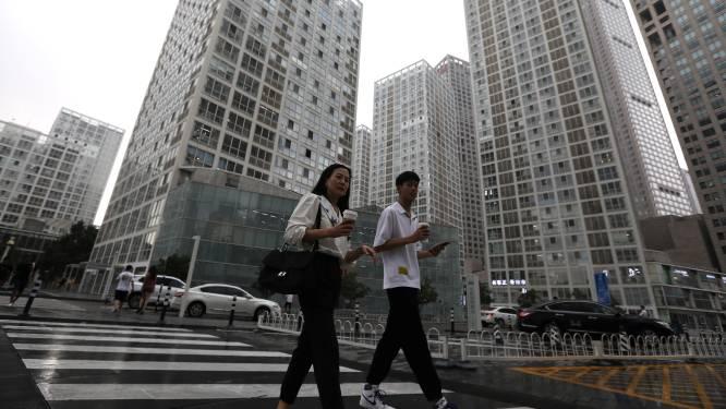 Chinese economie groeit met net geen 8 procent