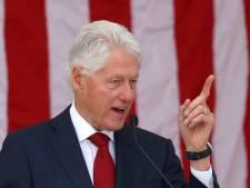 Voormalig president Bill Clinton (75) opgenomen in ziekenhuis
