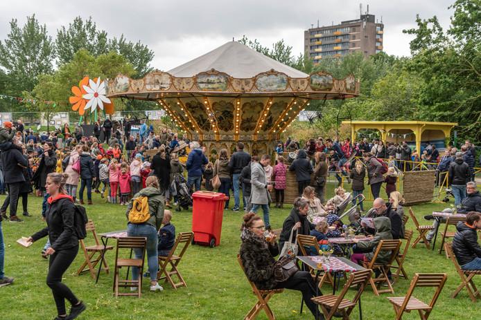 De Familieweide op Bevrijdingsfestival Overijssel 2019.