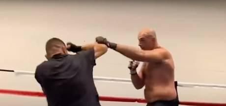 UFC-legende Nick Diaz geeft bokskoning Tyson Fury lesje MMA-vechten