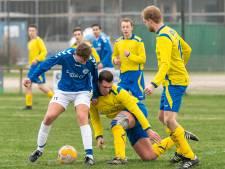 4B: SC Valburg wint op hobbeltuin; EMM Randwijk weet ditmaal niet te verrassen; Elistha verslaat zwak WAVV