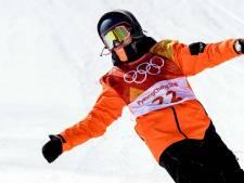 Snowboardster Maas loopt finale op big air mis