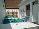 Restaurant Hartig stelt binnentuin open voor klanten.
