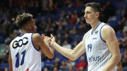 Bergen verslaat Aalstar in het basketbal, Leuven-Oostende stopgezet