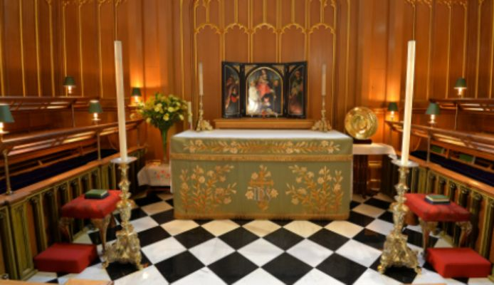 Chapel Royal in Saint James's Palace in Londen