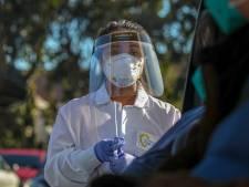 Plus de 20 millions d'infections recensées aux États-Unis