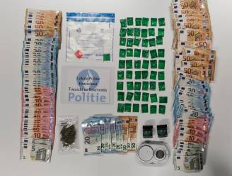 Nieuw politieteam boekt meteen succes: dealer opgepakt met 50 dosissen cocaïne