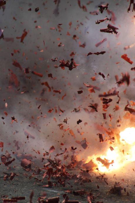 Zierikzee wordt al vroeg geplaagd door zwaar vuurwerk; politie begint strafrechtelijk onderzoek