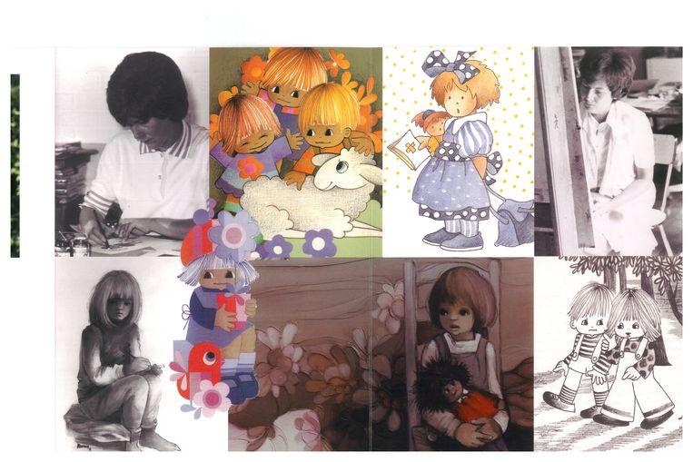 Een van de voorgestelde namen is die van Jaklien Moerman, een bekend illustrator.