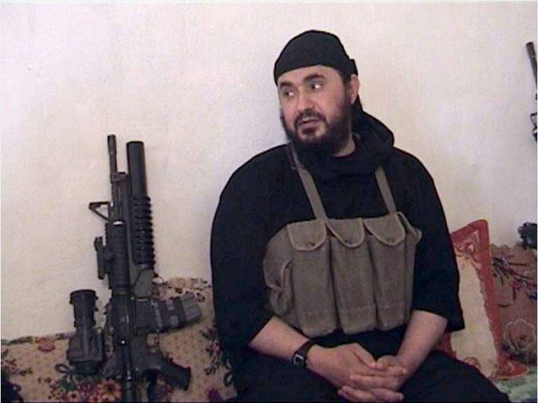 Abu Musab al-Zarqawi, de 'sheik der slachters'. Beeld EPA