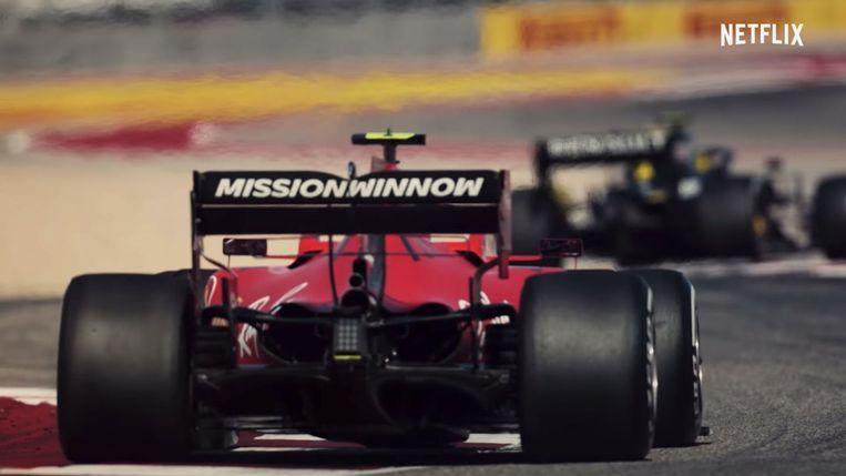 Uit 'Formula 1: Drive to Survive'. Beeld Netflix