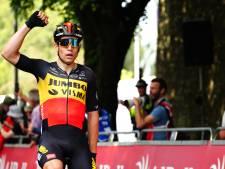 Wout Van Aert s'adjuge la première étape du Tour de Grande-Bretagne