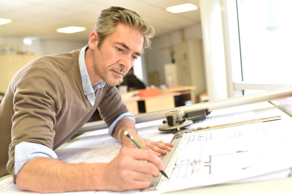 Foto ter illustratie: Zzp'ers in de architectuur krijgen vanaf nu een minimumtarief.