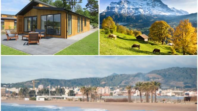 VAKANTIEVINDER SUPERTIPS. 8 dagen Zwitserland voor 302 euro: dit zijn de beste vakantiedeals van het moment