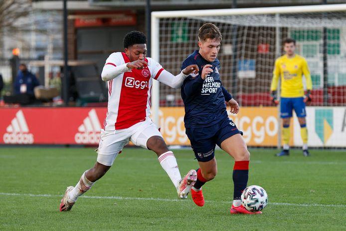 Jong Ajax - Helmond Sport