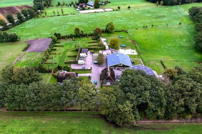 Als het aan de gemeente Raalte en de campingeigenaren ligt, wordt mini-camping De Huttert vergroot van 25 naar 40 kampeerplaatsen.