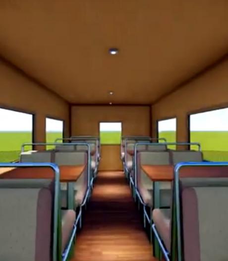 Buses 4 Homeless aménage des bus londoniens pour lutter contre le sans-abrisme