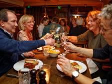De charmante sfeer van een Franse bistro in Oss