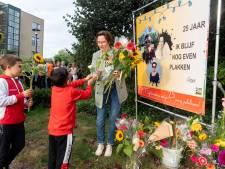 Juf Marjan op OBS Menno ter Braak ziet zilver, maar vooral bloemetjes