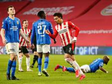 Vitesse laat kans op stunt bij PSV liggen: Malen en Götze redden Roger Schmidt