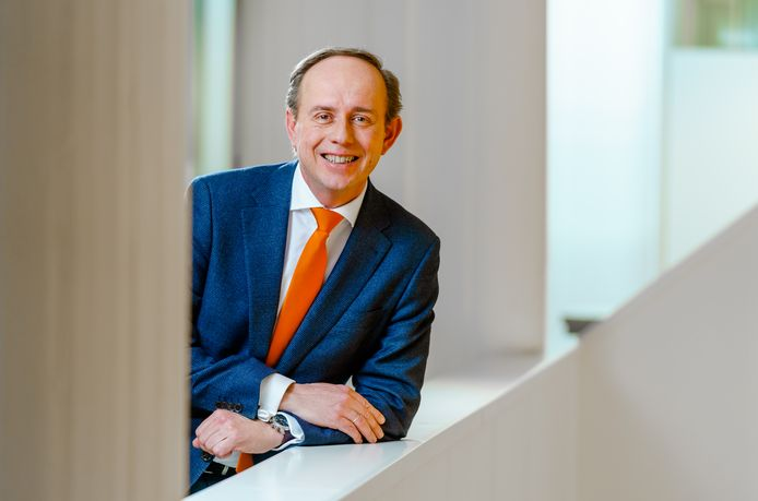 SGP-lijsttrekker Kees van der Staaij.
