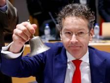 Dijsselbloem grijpt naast topbaan IMF en feliciteert tegenstrever