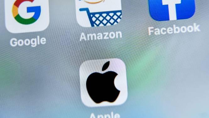 """""""Google en Facebook spanden samen om privacy Apple-gebruikers te ondermijnen"""""""