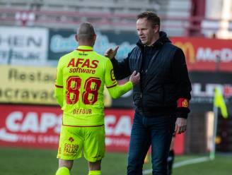 """Trotse Wouter Vrancken na kwalificatie voor Play-off 2: """"Ik word er emotioneel van"""""""