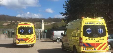 Ambulance kan straks beter bij bikepark in Mook komen (en dat is ook nodig)