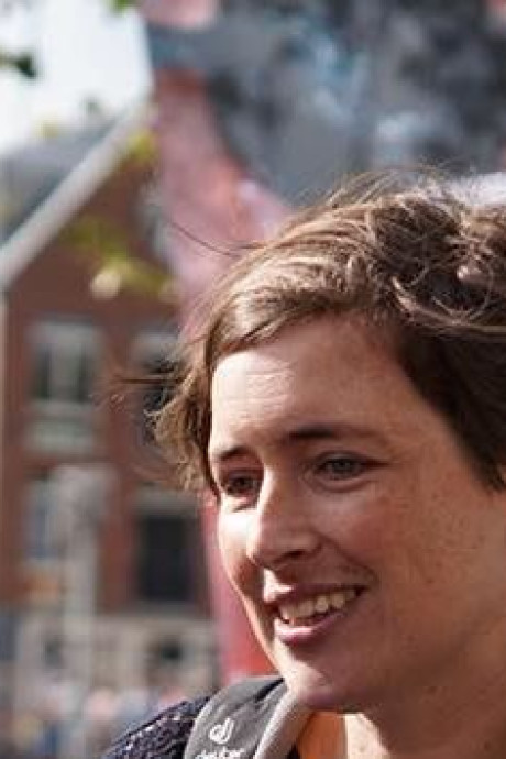 Udense weduwe Anke Verweijen begeleidde Maarten van der Weijden in een bootje: 'Echt indrukwekkend'