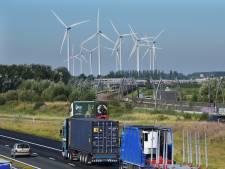 Landgoed Hemmen mag waarschijnlijk meer windturbines bouwen langs A15