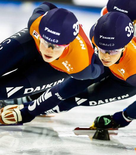 Nooit stond het Nederlandse shorttrack er zo goed voor als dit olympische seizoen: 'Jonge honden komen eraan'