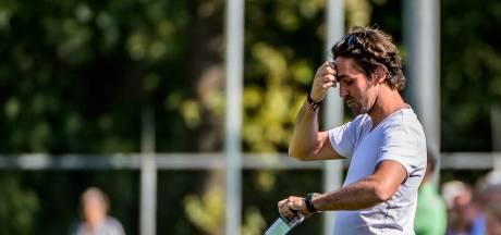 Hockeycoach Robert van der Horst van Oranje-Rood: 'Hopelijk eind januari weer competitie'