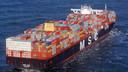 De MSC Zoe verloor in 2019 270 containers in een storm boven de Waddeneilanden. De gevolgen voor het milieu waren groot.