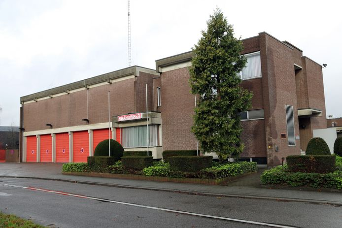 De Herentalse brandweerkazerne