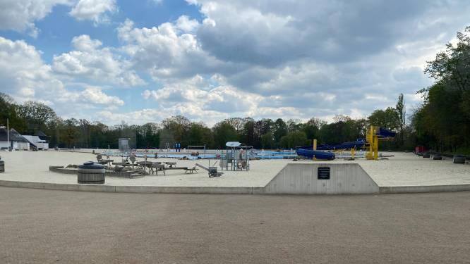 """Zwembad Halve Maan blijft voorlopig gesloten: """"Het lek is nog niet gevonden"""""""