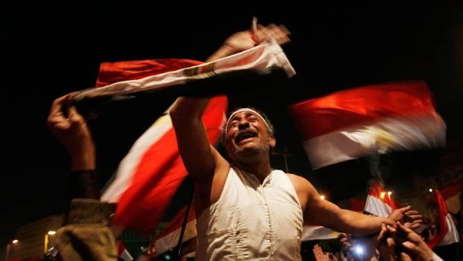 Vicepresident Souleiman roept betogers op naar huis te gaan